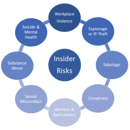 Insider Risk Scope Diagram